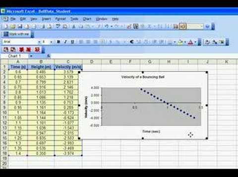 how to draw graph using excel 2007