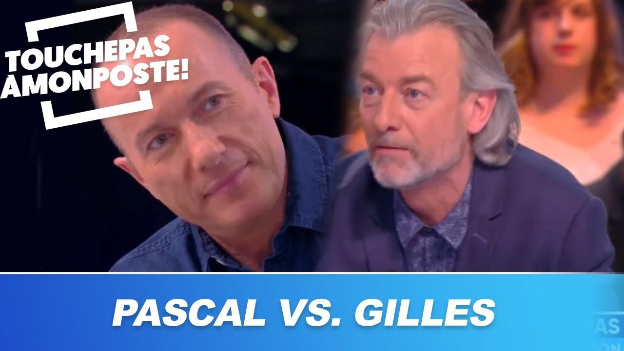 Gros clash entre Gilles Verdez et Pascal, le grand frère