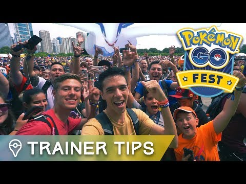 POKÉMON GO FEST 2017: WHAT YOU DIDN'T SEE ONLINE
