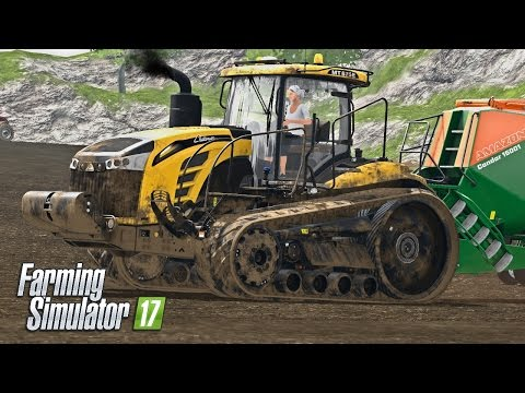 CHALLENGING   Multiplayer Hagenstedt Farming Simulator 17   Ep2