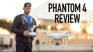 Phantom 4 Review: The First Drone I