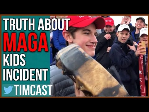 """The Truth About """"MAGA Kids"""" And The Native Americans"""