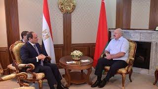 Лукашенко: Беларусь предлагает Египту не столько торговать, сколько вместе производить