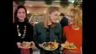 Sizzler Resturant commercial (1992)