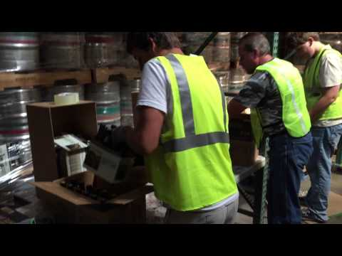 Working at Deschutes Brewery: Repackaging