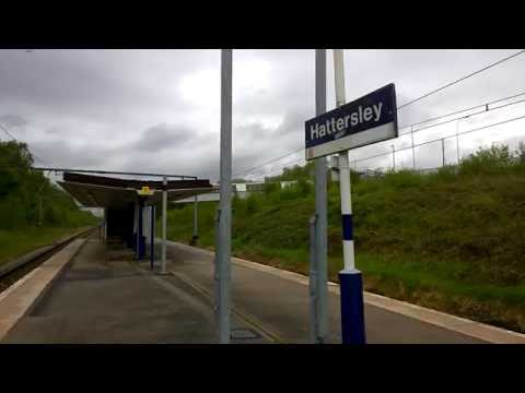 Hattersley Train Station