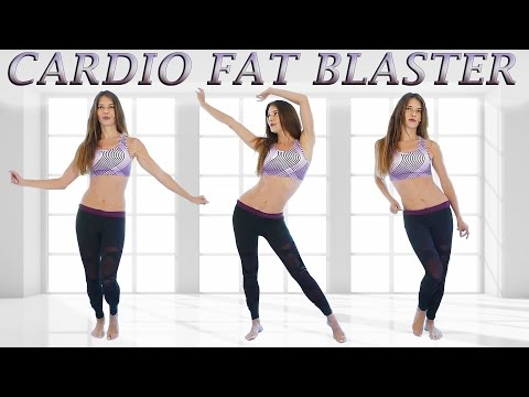 Cardio Workout For Weight Loss, At Home Fat Burning Dance Exercises