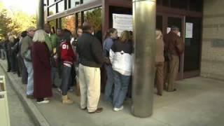 HDNews: GA Early Voting Kinks