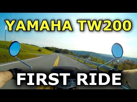 Repeat Coleman CT200U Mini Bike - FUN RIDE - Testing 9T Sprocket and