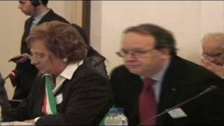 World Political Forum, Bosco Marengo 6 novembre 2008