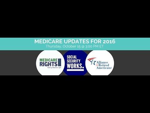 Medicare in 2016