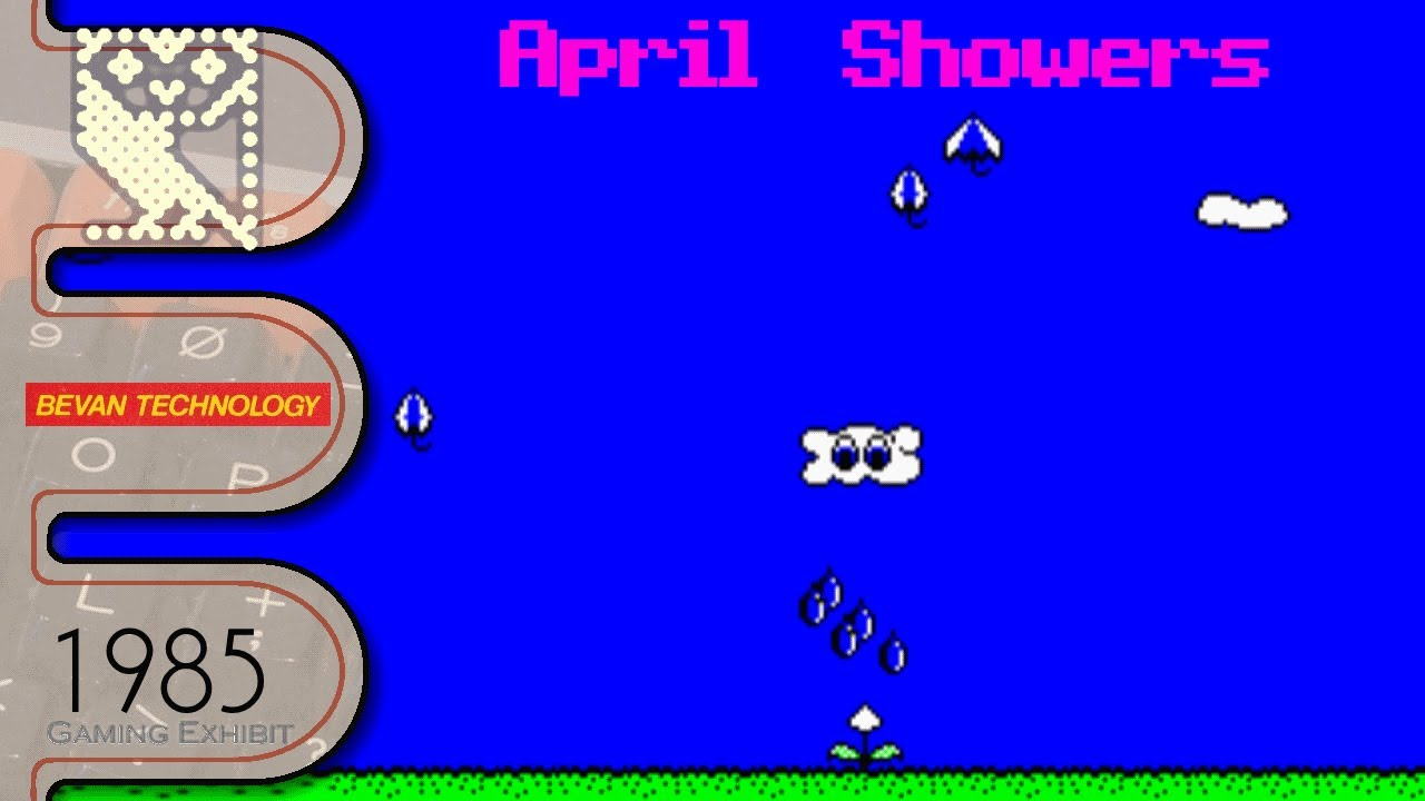 April Showers - BBC Micro