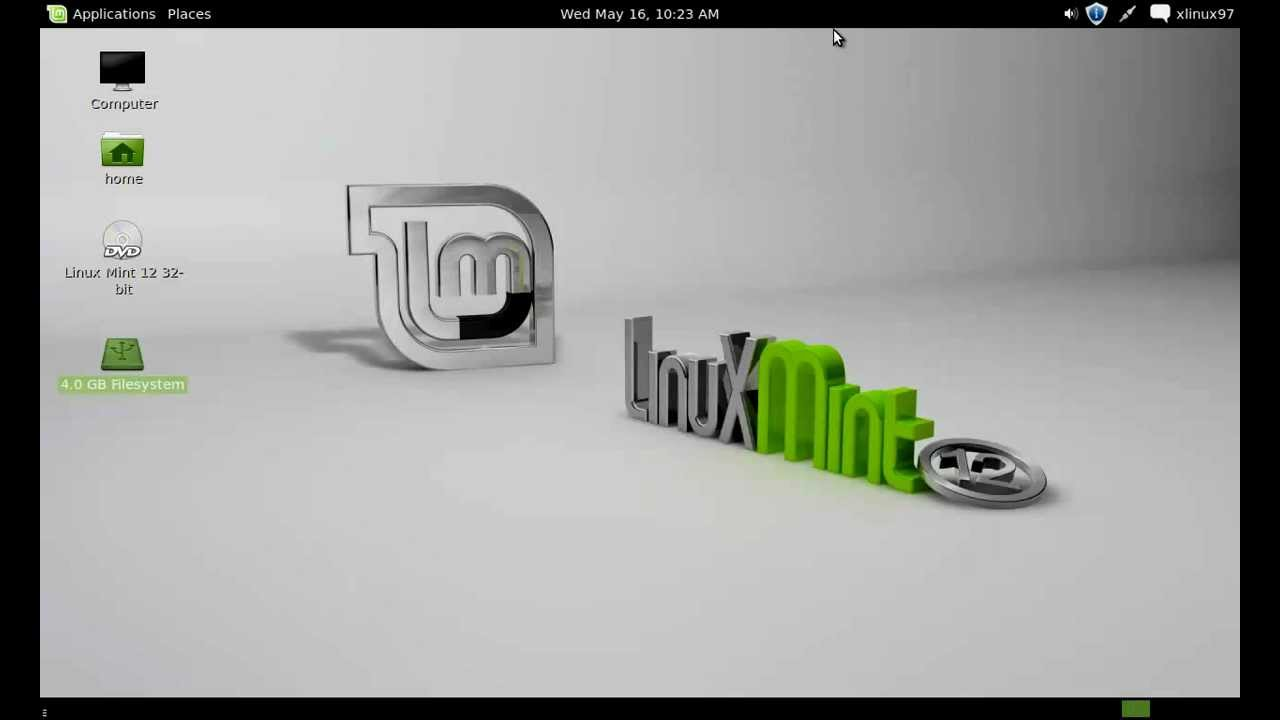 how to mount a usb drive manually in linux mint youtube rh youtube com Linux Mint Backgrounds Linux Mint Backgrounds