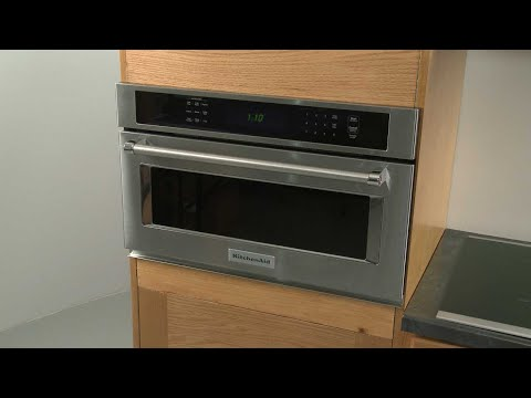Kitchenaid Microwave Disassembly Model #KMBP100ESS01