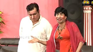 Best of Sajan Abbas and Naseem Vicky Stage Drama Full Comedy Clip | Pk Mast