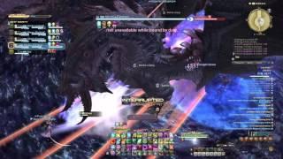 FINAL FANTASY XIV ARR Sohm Al Dungeon Clip + Panda Loot