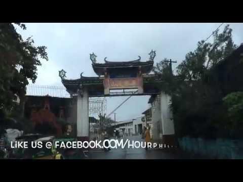 Makati to Chinese Cemetary Santa Cruz Manila Driving Directions by HourPhilippines.com