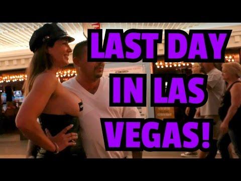 Wild Fremont Street Experience In Las Vegas