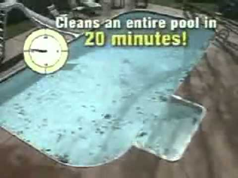 Pool Devil Floating Leaf And Bug Skimmer Youtube
