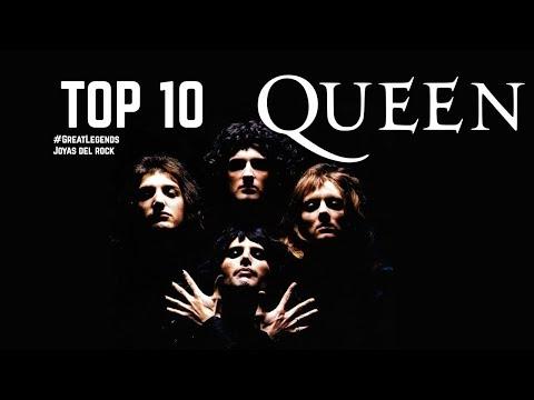 #GreatLegends| Las 1O mejores canciones de Queen