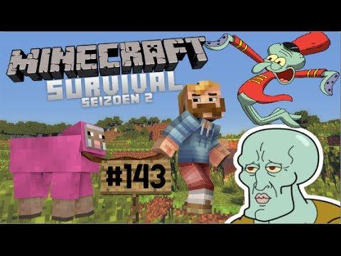 Minecraft Survival Deel 143 - Octo Tentakel (100% hentai vrij)
