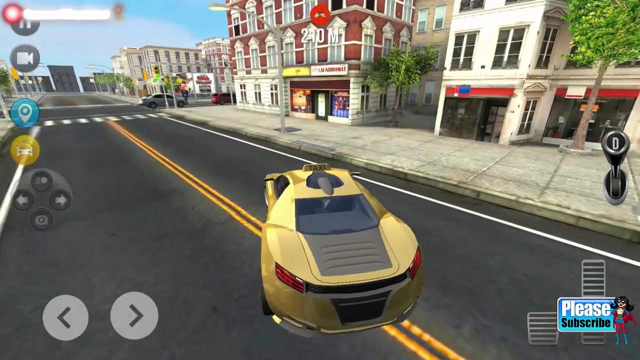 Скачать симулятор taxi 2018