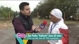Te presentamos a Don Pedro 'Kalimán'