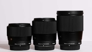 A Look At Three Wide Aperture Sigma Lenses For Micro Four Thirds