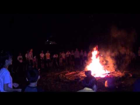 lửa trại GĐPT Đức Thành Gia Định