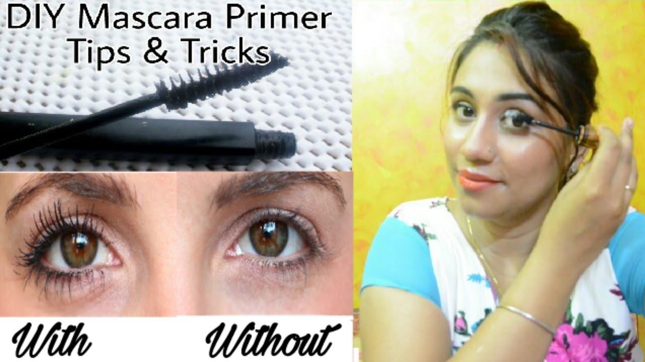 DIY Mascara Primer With Tips & Tricks | DIY Eyelash Primer With Live Demo By Mehar Beauty