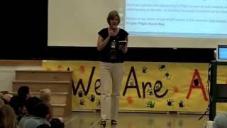 Author Lisa Ard kicks off Summer Reading!