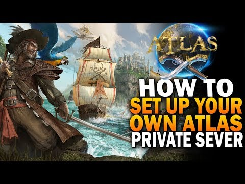 How To Set Up Your Own ATLAS Server With G-Portal! Best Servers For