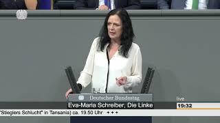 Eva- Maria Schreiber, DIE LINKE: Bundesregierung muss sich kolonialem Erbe in Tansania stellen