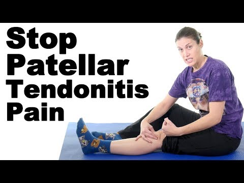 Patellar Tendonitis Exercises & Stretches for Pain Relief - Ask Doctor Jo