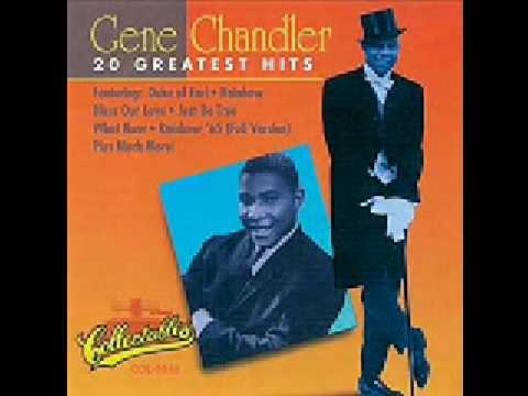 WHAT NOW  GENE CHANDLER