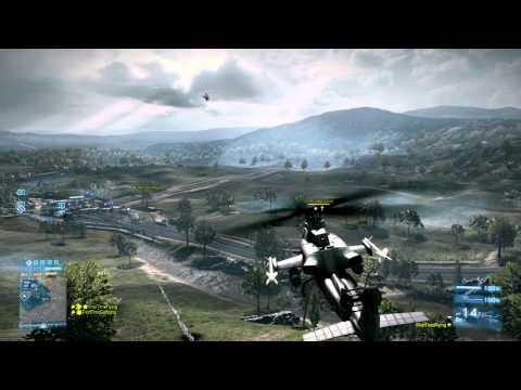 BF3 Attack Heli Caspian Hovercamp (109-1) W. Mind