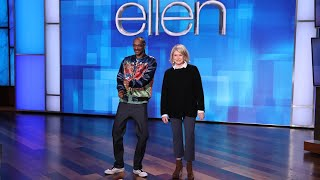 Never-Before-Seen Footage of Martha Stewart & Snoop Dogg's First Meeting