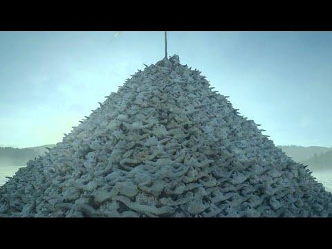 Ryuichi Sakamoto - The Revenant Main Theme (Alva Noto Edit) - Music Video streaming vf
