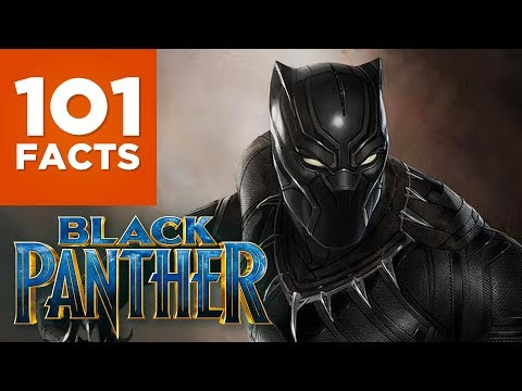 Black Panther Facts