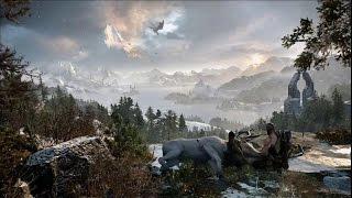 God of War - PS4 Announcement Trailer - E3 2016