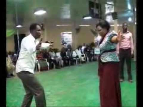 PASTOR FAITH AIGBSUYE RECEIVED HIGHER ANOINTING FROM PROPHET JEREMIAH O. FUFEYIN.