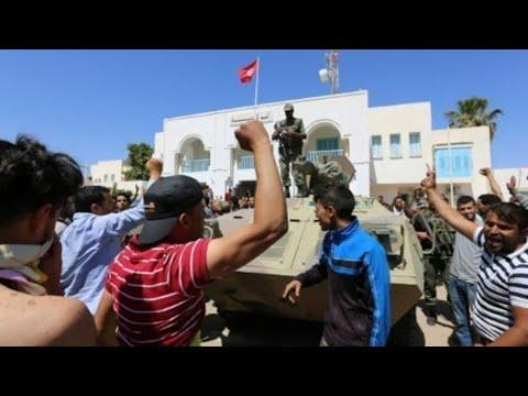 تونس: الاحتجاجات في تطاوين لم تهدأ.. مالمطالب؟  - نشر قبل 2 ساعة