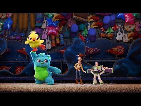 Toy Story 4 De Disneypixar Teaser Tráiler Oficial Feria
