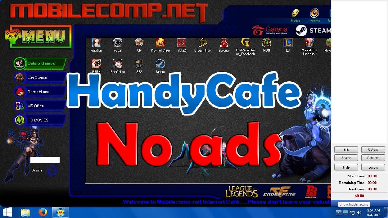 HandyCafe Timer No ads