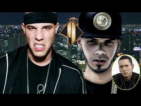 Anuel canta desde prisión-Le roba coro a Eminem?-Policía investiga a Kendo Kaponi