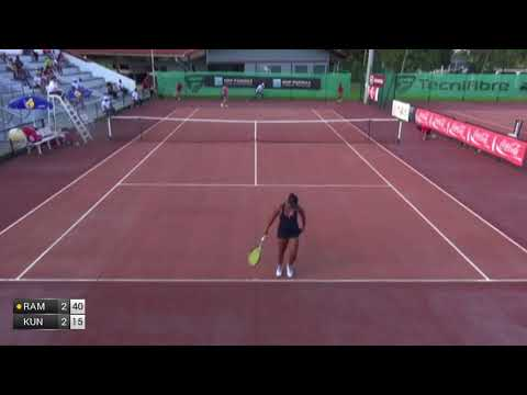 Ramialison Irina v Kung Leonie - 2018 ITF Petit-Bourg
