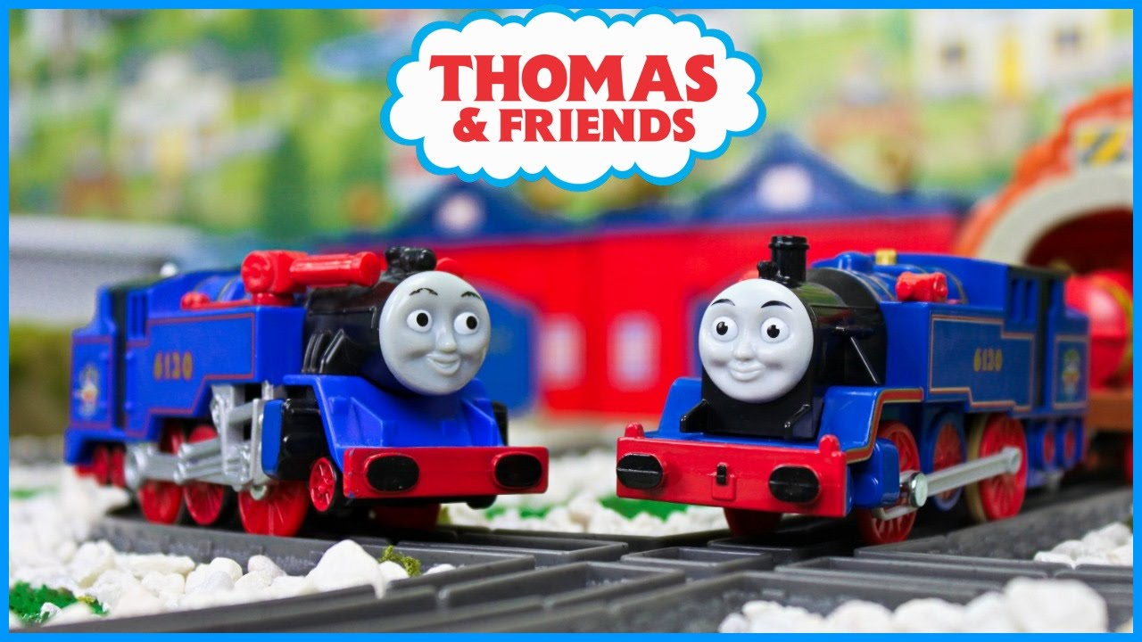 THOMAS AND FRIENDS  ACCIDENTS WILL HAPPEN TRACKMASTER BELLE