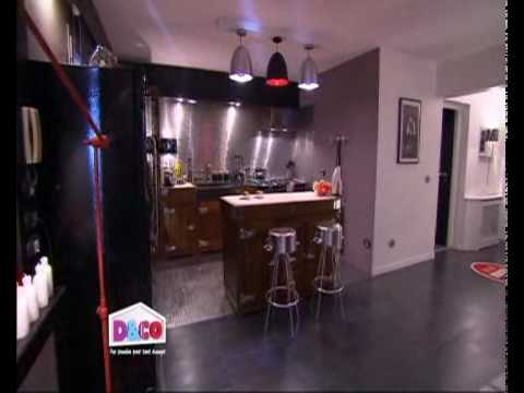 Tooshopping sur m6 deco mosaique en inox carrelage en for Decoration de cuisine youtube