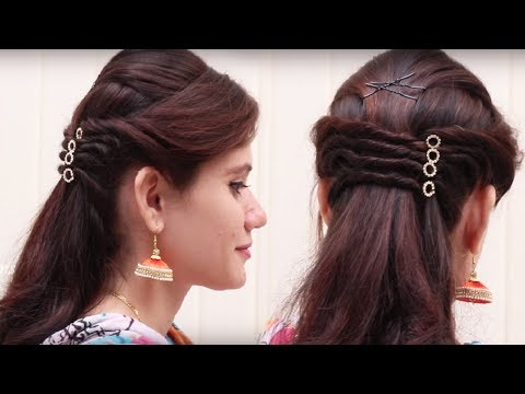 Latest Hair Style for Girls || Ladies Hair Style Videos 2017