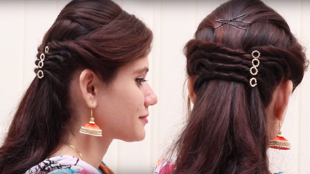 Latest Hair Style For Girls